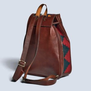 Shop Shamim Backpack Online- Lotus Handicraft