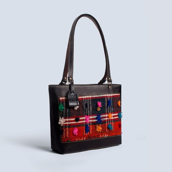 Shop Hana Tote Online- Lotus Handicraft