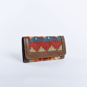 Shop Eliza Wallet Online- Lotus Handicraft