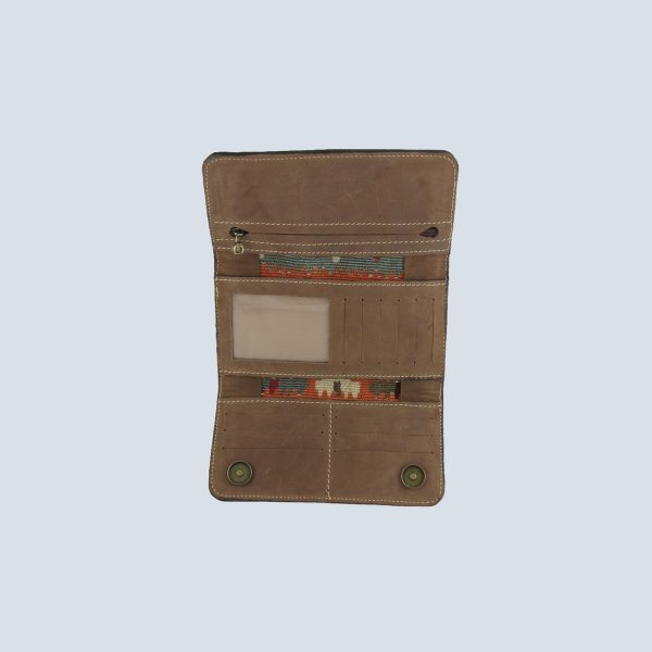 Shop Elliza Wallet Online- Lotus Handicraft